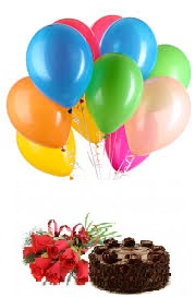 online cyber shop for helium gas balloons gifts flowers cakes