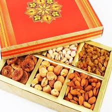 Box of 1/2 Kg Dryfruits
