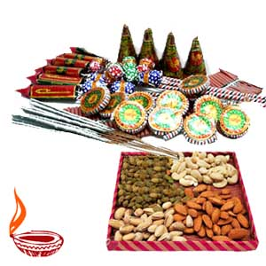 Crackers with 1/2 Kg Dry Fruits