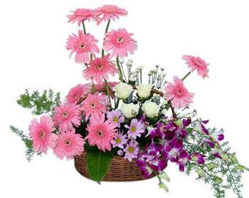 Send Flower Arrangements To India By Flowers Arrangement Gift In An