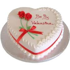 Heart Shaped EGGLESS Cake