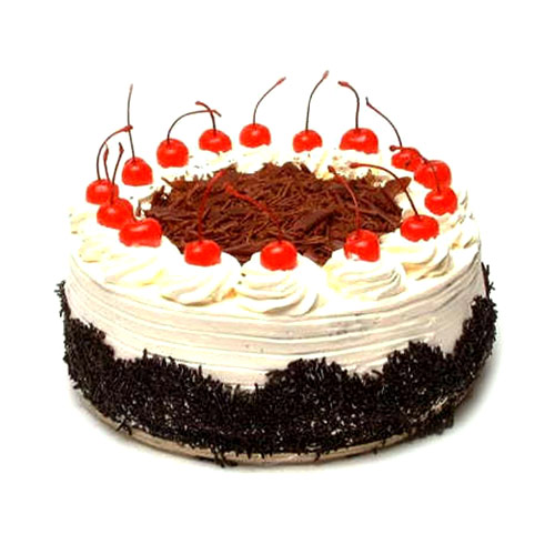 no if cake 3 black forest cake half kg price