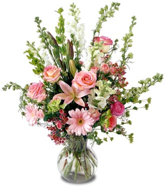 Send Flowers in Vases to India through India Flower Vases Store.